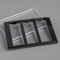 Tray and Cover for Spring Clips