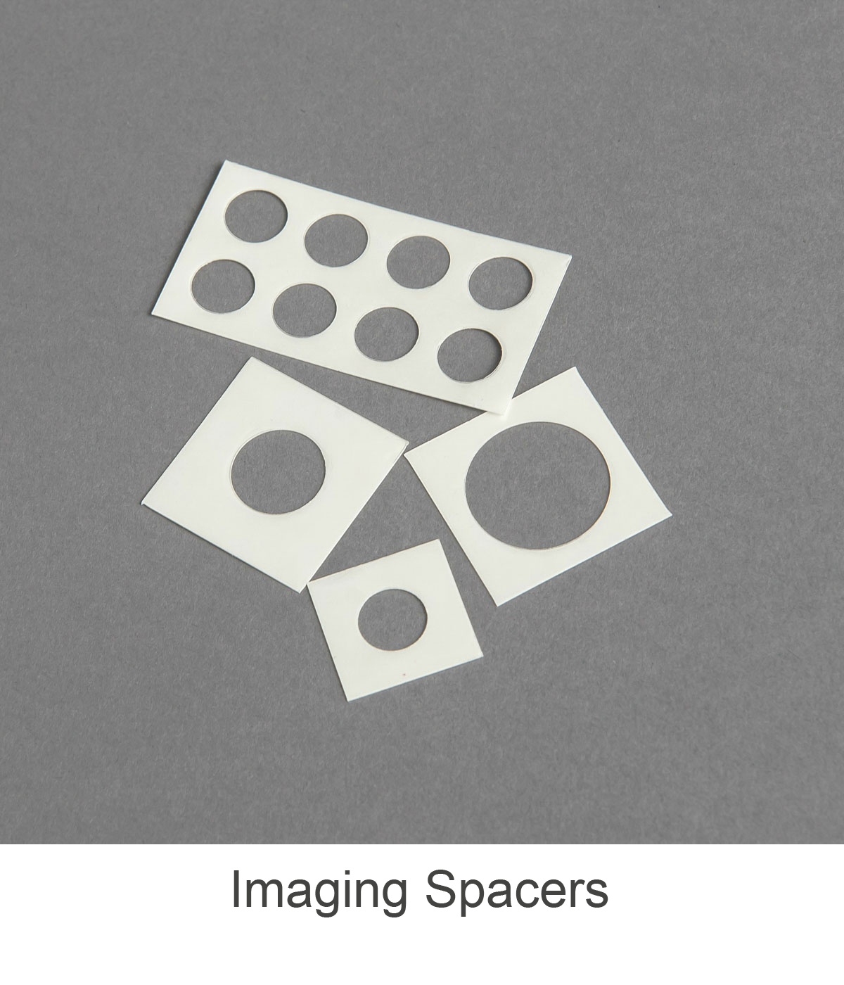 Imaging Spacers